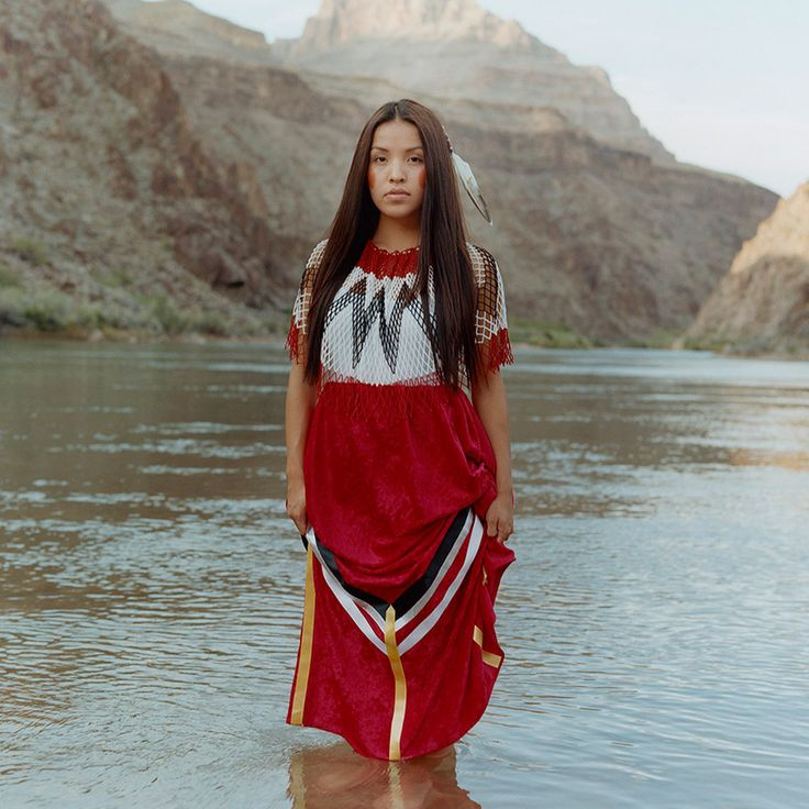 """""""Native Americans represent just one per cent of the US population and some languages have only one speaker left. Now a new generation is fighting to preserve the culture.  Meet the women leading that fight.""""  We have so much respect for these Smart Girls."""