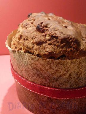 Mi Diario de Cocina: Pan de pascua