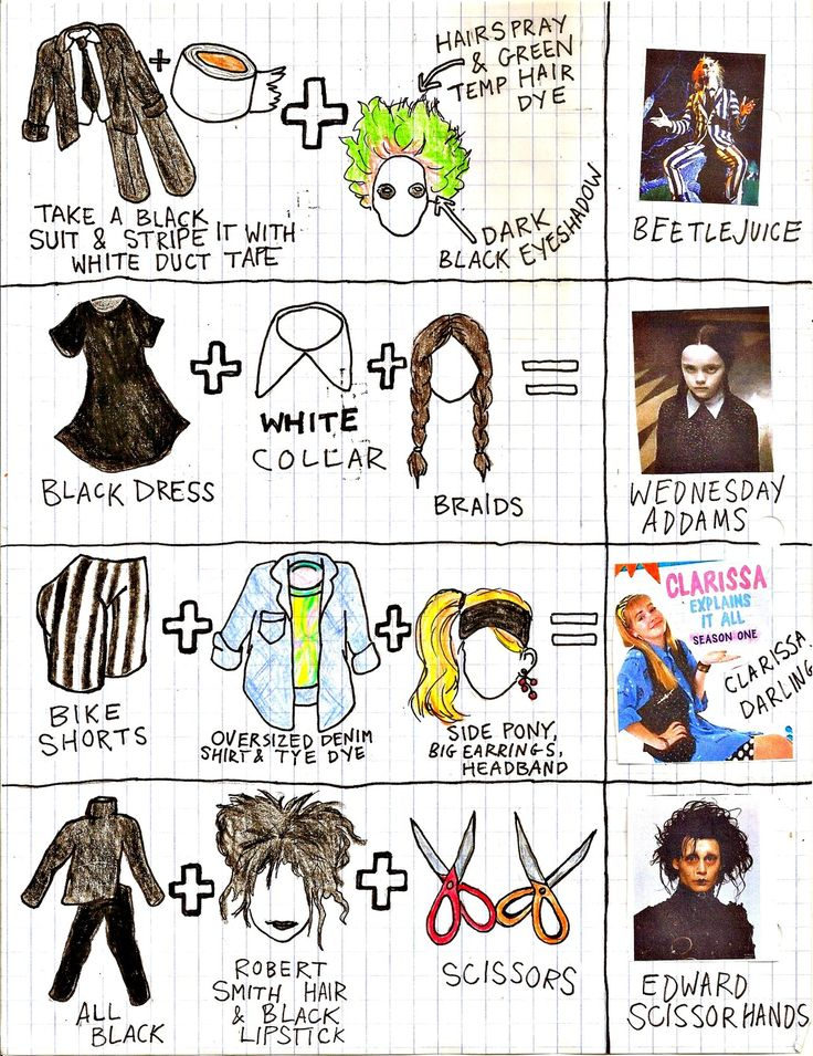 more last minute halloween costumes wednesday is an awesome idea