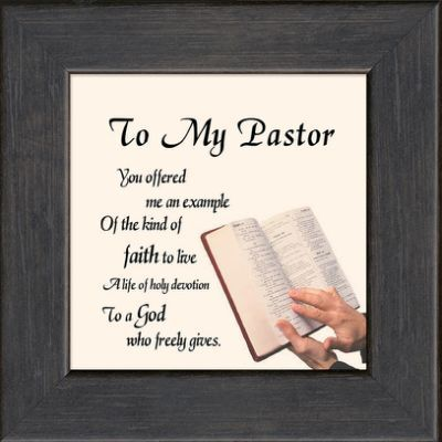Pastor Appreciation Poem | PASTOR | Pastor appreciation ...