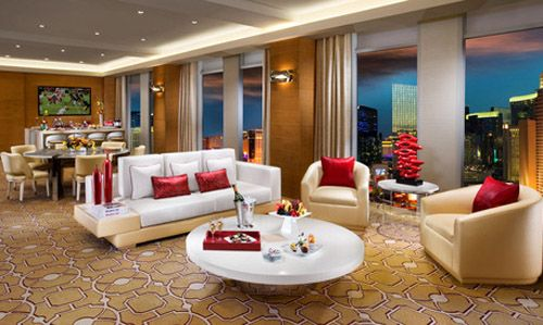Luxury Sky Villa Suites at The New Tropicana Resort in Las Vegas