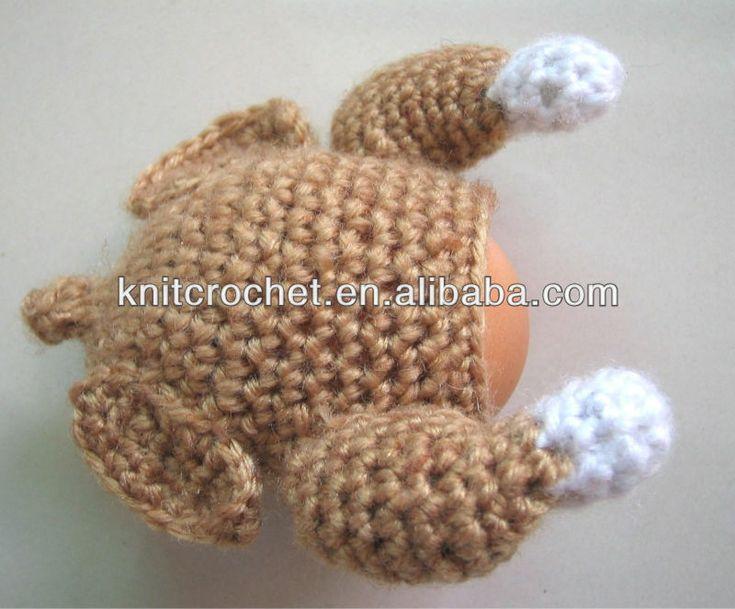 Easter Egg Covers Crochet Pattern Free cakepins.com