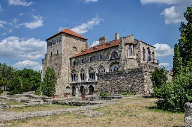 Tatai vár, Komarom-Esztergom, Hungary