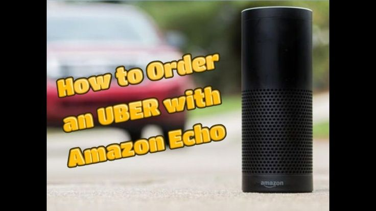 """How to order an UBER with Amazon Echo https://youtu.be/IgULjzHn0b8  Uber is a worldwide online transportation Network Company develops markets and operates the Uber mobile """"app"""" which allows consumers with smartphones submit a trip request which the software program then automatically sends to the Uber driver nearest to the consumer alerting the driver to the location of the customer. Uber drivers use their own personal cars.   Uber is more than a popular mode of transportation around the…"""
