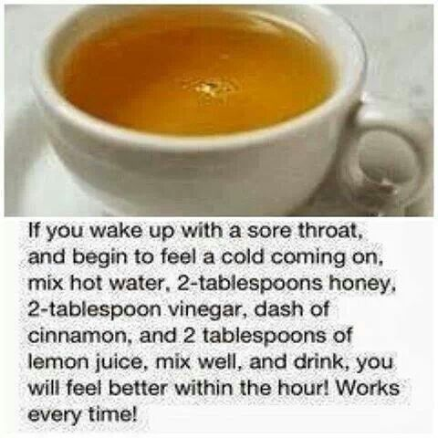 Cold / Sore throat