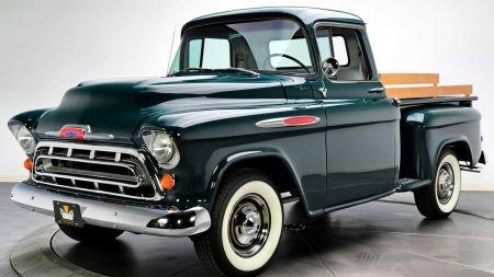 1957 Chevrolet Pickup 3100 F