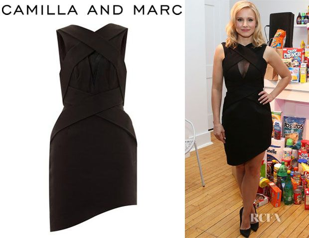 Kristen Bell�s Camilla and Marc �Meridian� Dress