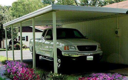 Aluminum Carport Installation