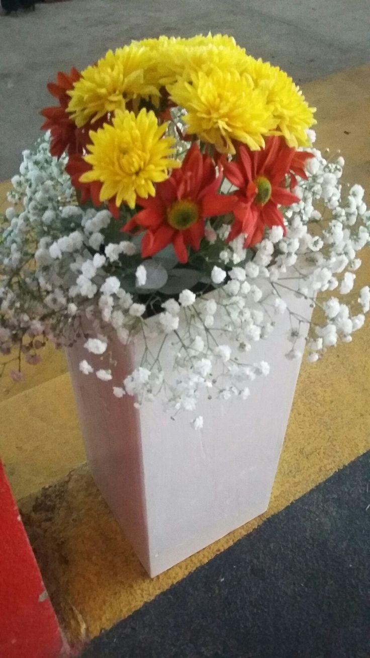 arreglos florales by Cristina Herrera Eventos