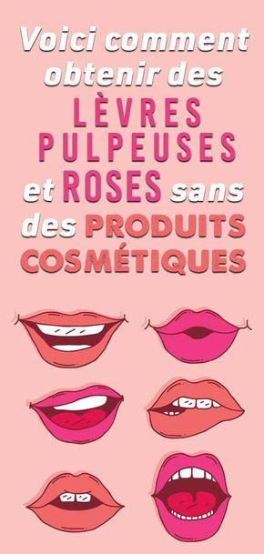 Para hacer sus labios más atractivos, hay varios productos cosméticos en v …