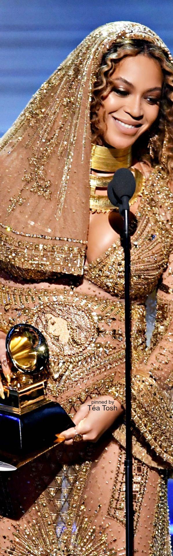 ❇Téa Tosh❇ Beyoncé, Grammys 2017.