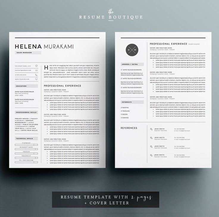 pages resume templates%0A Resume Template   pages   Simplifier