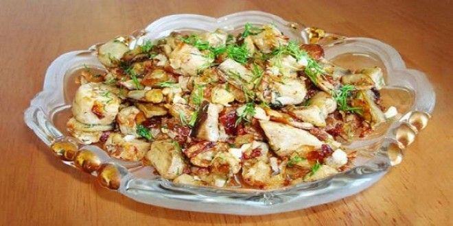 Баклажан— очень полезный ивкусный овощ, который может как добавить особого шарма любому кушанью, т...