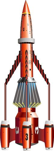 Thunderbird 3 | Kenneth Netzel