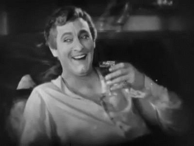 My love for you, John Barrymore