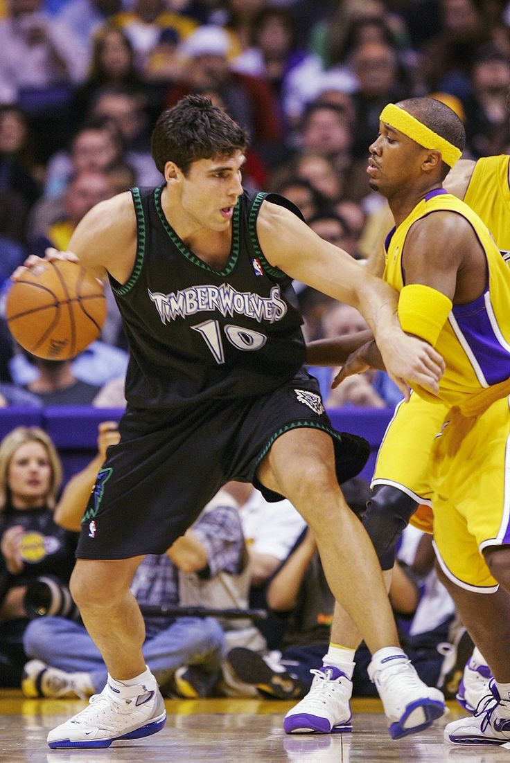Wally Szczerbiak : All-time Minnesota Timberwolves