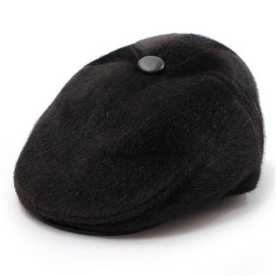 Warm Peaked Caps Gift for Old People's Beret: Cheap Online Sale - HatSells.com