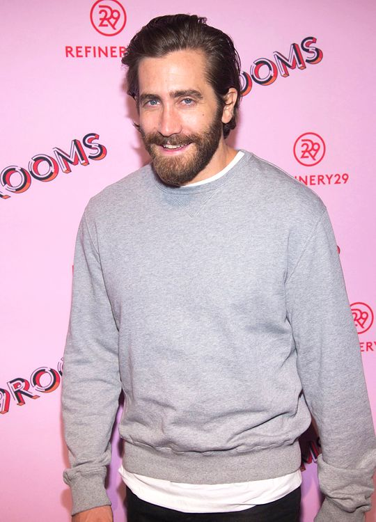 Jake Gyllenhaal attends 29Rooms Opening Night 2017 on September 7, 2017 in New York City.