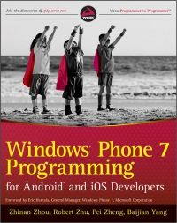 Windows Phone 7 Programming for Android and iOS Developers Pdf Download e-Book