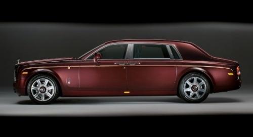 Rolls Royce 2012