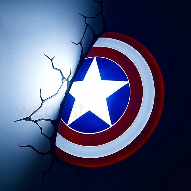 Image result for avenger wall light