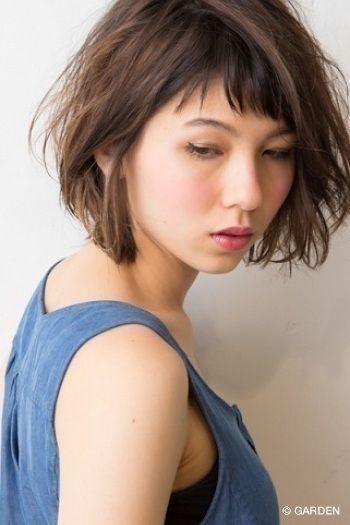 【2015秋冬】トレンドのダブルバングカタログ♡セルフの切り方も♪ | 美人部