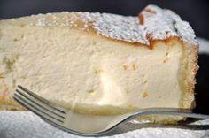 Torta di ricotta Garfagnana Portata: Dolci e Torte Cucina Tradizionale Toscana ricetta di Manuela Dolfi Ingredien...