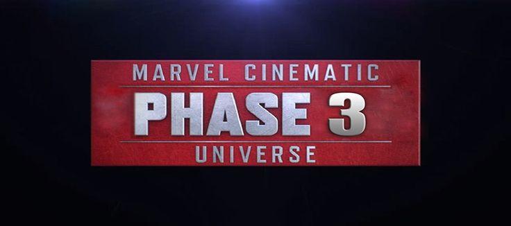 Marvel lance la Phase 3 de son univers cinématographique
