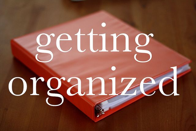 Organizing your small business paperwork