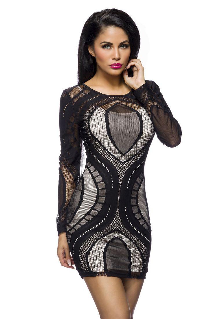 217 besten Sexy Dresses Bilder auf Pinterest | Schwarzer, Kleider ...
