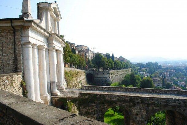 Bergamo Italy x OC #village #bergamo #italy