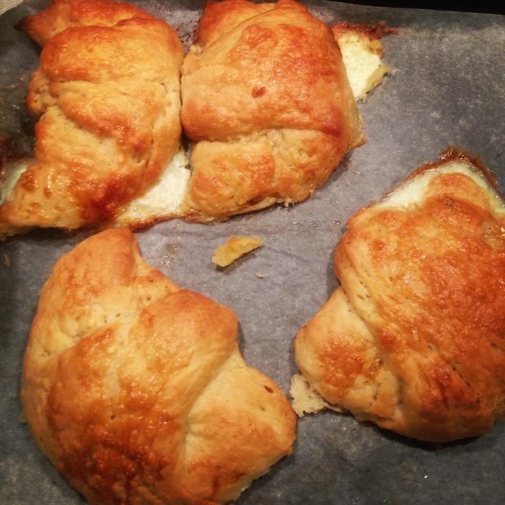 Homemade crossoonts