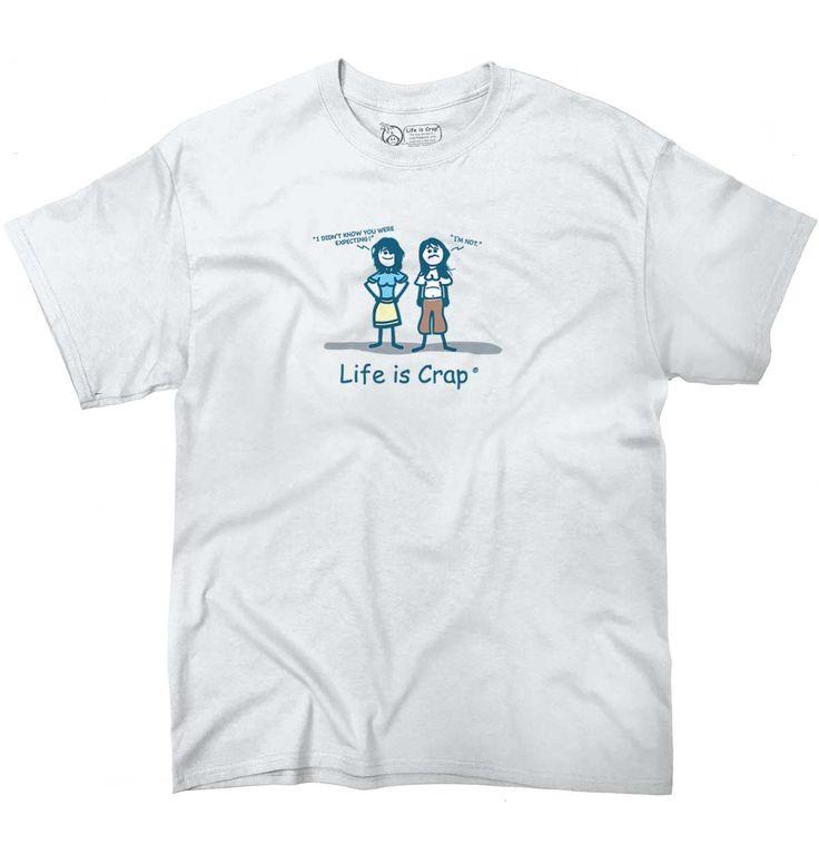 Not Pregnant T-Shirt