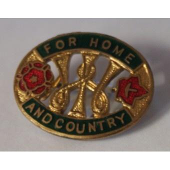 WW2 Women's Institute Metal Pin £5.00