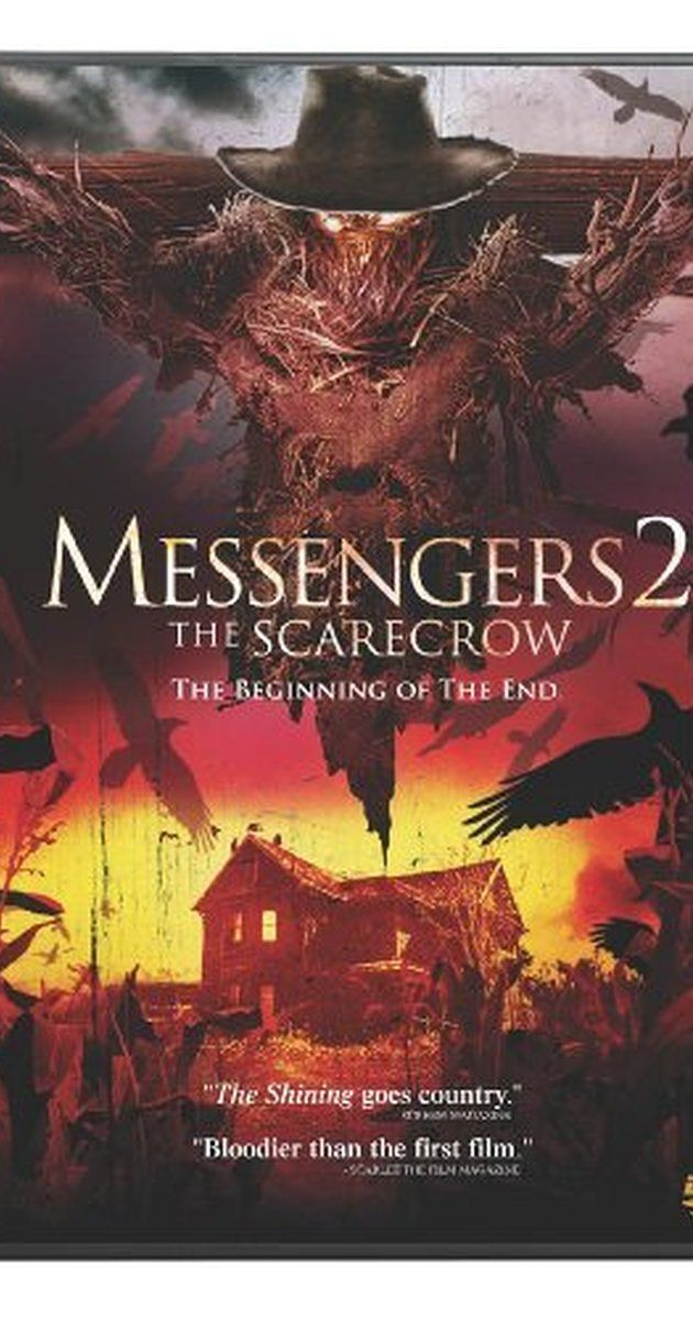 Directed by Martin Barnewitz. With Norman Reedus, Heather Stephens, Claire Holt, Richard Riehle. Doing what he believes must be done in order to save his family and livelihood, farmer John Rollins places an odd scarecrow among his crops and promptly reaps the benefits. The thing is, his luck probably won't last for long.
