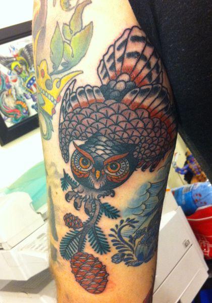 Okey Dokey Tattoo Parlour Toronto - Alex Snelgrove