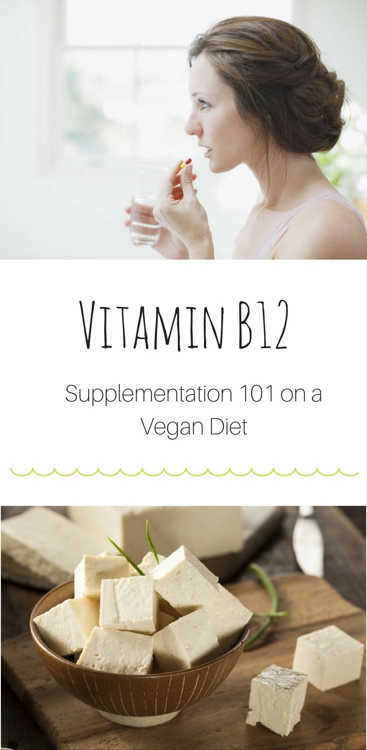 Learn all about Vitamin B12 on a #vegan diet and why even meat eaters may need to supplement!