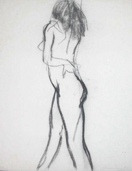 Nathan Oliveira - Artists - John Berggruen Gallery