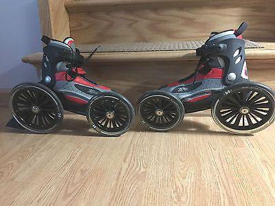 LandRoller Skates Size 6 men/7 women NR in Sporting Goods, Outdoor Sports, Inline & Roller Skating | eBay