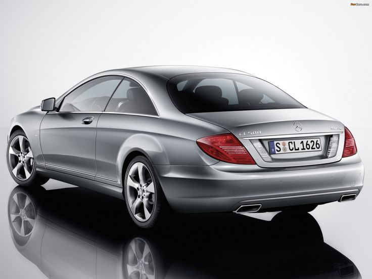 Mercedes-Benz CL 500 4MATIC (2010)