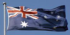 flag protocol australia anzac day