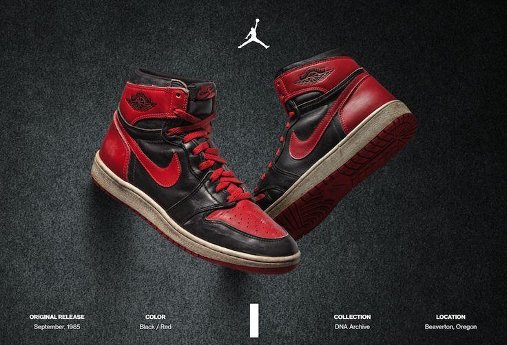 Original Air Jordan Collection Celebrates MJ Day