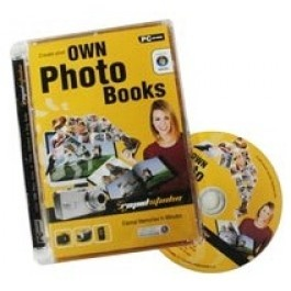 [20199] Rapid Studio Software (PC DVD) including a R350 voucher for Photobook Printing