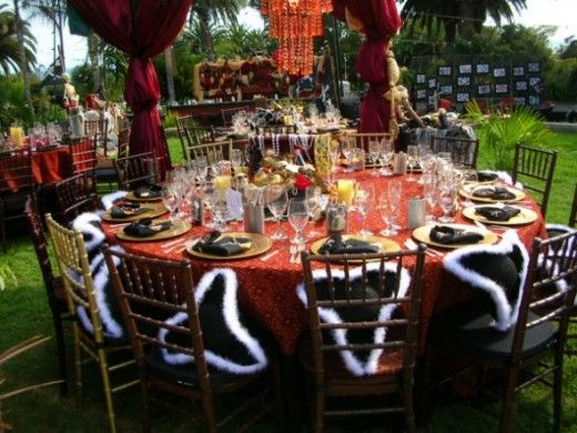 10 Best Caribbean Centerpieces Images On Pinterest: 17 Best Images About Pirate Wedding Decor On Pinterest