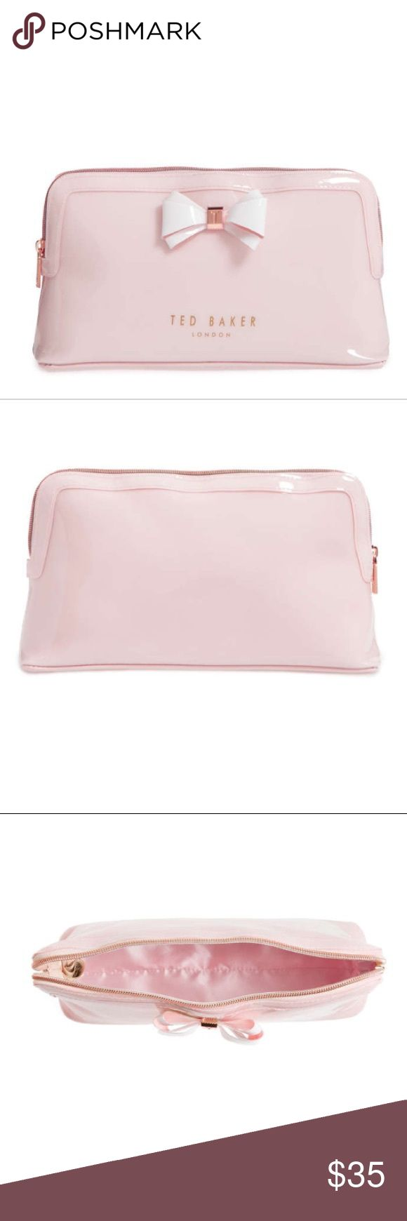 Ted Baker Abbie Large Cosmetic Case Brand new Ted Baker London Bags Cosmetic Bags & Cases
