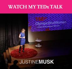 Justine Musk | for the creative badass in you