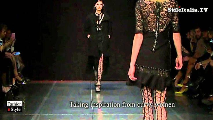 """Italian Fashion"" - ""Angelo Marani"" - Backstage - ""2015 Fall Winter Wome..."