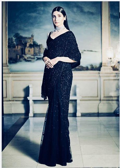d1caa38daa Sabyasachi Summer 2018 Collection Paris-Calcutta Club Stylish Blouse  Design, Engagement Saree, Sabyasachi