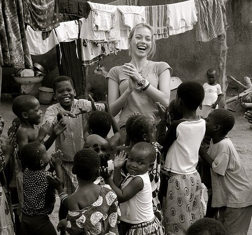 It is deeper than a dream of mine to travel to a less fortunate country and not only help with material and nutrition needs… but also just share compassion and joy.