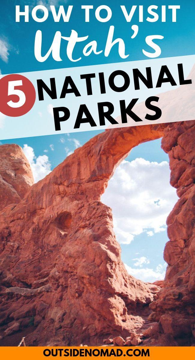 Utah Road Trip – The Mighty 5 Utah National Park Tour
